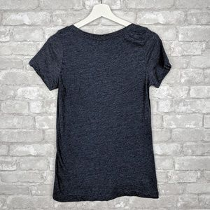 Genuine Merchandise Tops - New York Yankees Womens Baseball T Shirt Blue M cd89d00f91